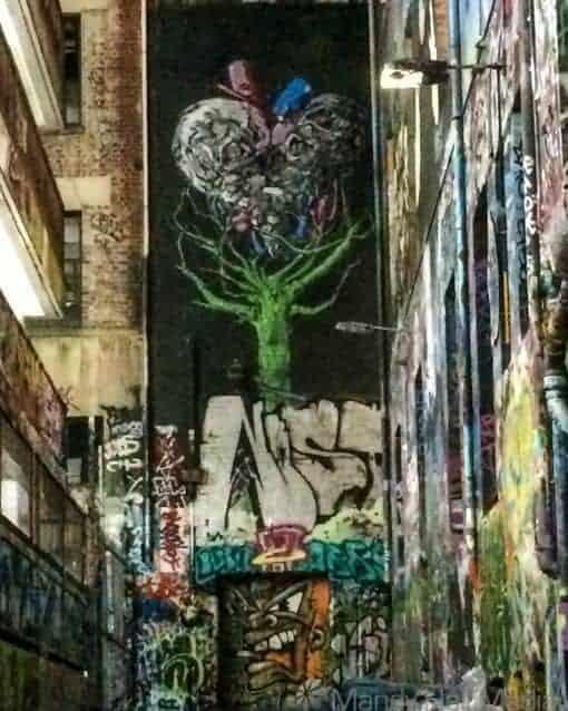 Brain tree heart thing