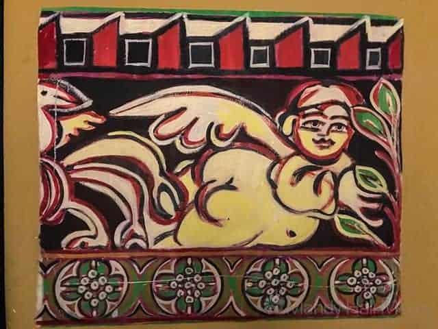 Mirka Mora mural