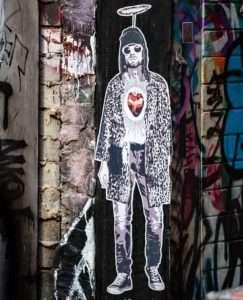Kurt in ACDC Lane