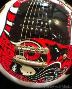 Emily Strange guitar