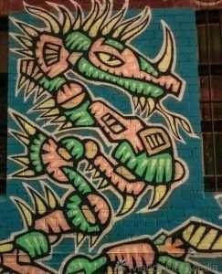 Smug Windsor dragon