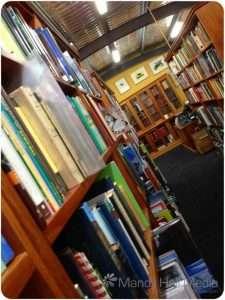 Secret bookshop in Prahran
