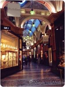 The Block Arcade in Melbourne