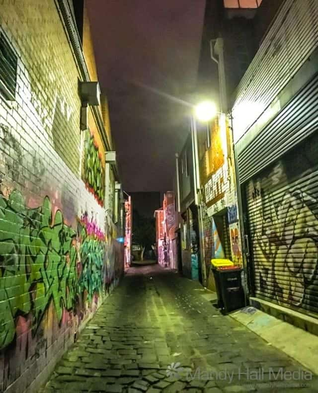 Artists Lane in Prahran⁠ ⁠