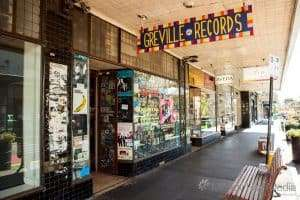 Greville Records, best record shop in Melbourne
