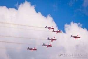 The Roulettes in Action