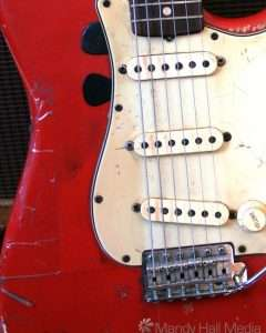 The Atlantics Jim Skiatitis' 1961 Stratocaster