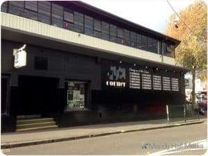 The Corner Hotel in Richmond. One of Melbourne's best venues.