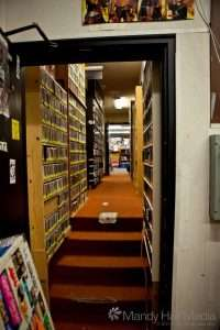KFJC radio station in San Fransisco. A great collection of music.
