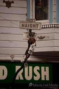 Interesting sights around Haight Ashbury