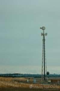 Very tall windmill