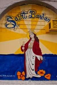 Murals in Santa Barbara