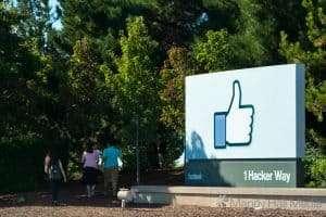 Facebook's headquarters in San Fransisco