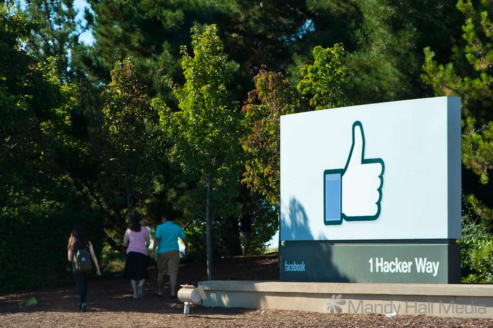Facebook's headquarters in San Fransisco
