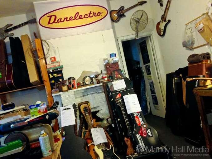 Guitar Emporium in Melbourne