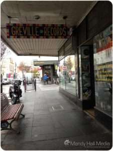The best record shop around, Greville Records