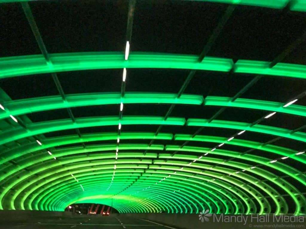 Green lights on Citylink