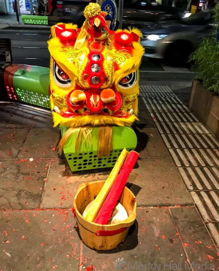 Chinese New Year on Chapel St