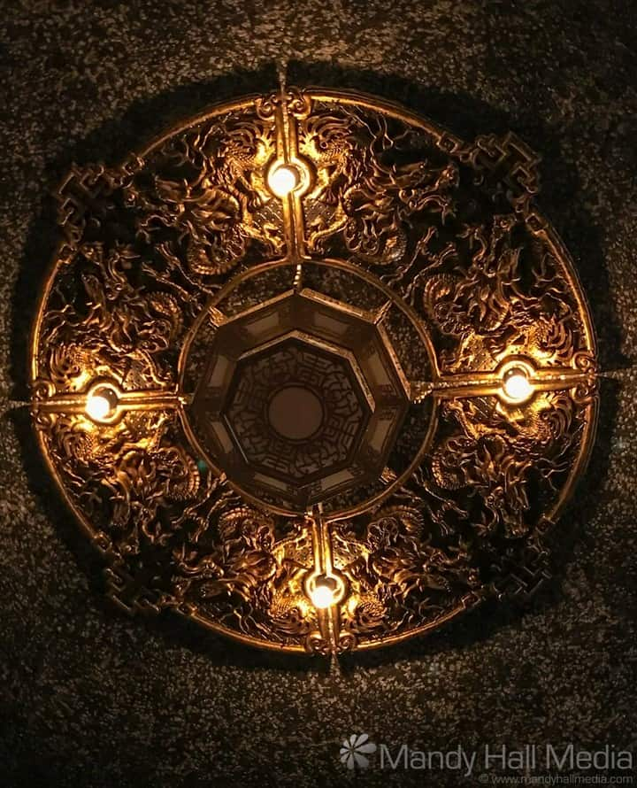 Ornate lighting