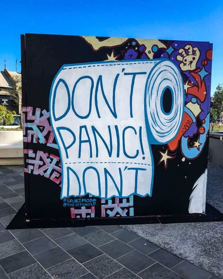 2020 street art