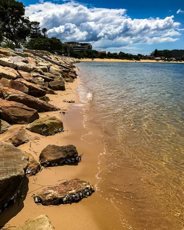 The inlet at Ettalong