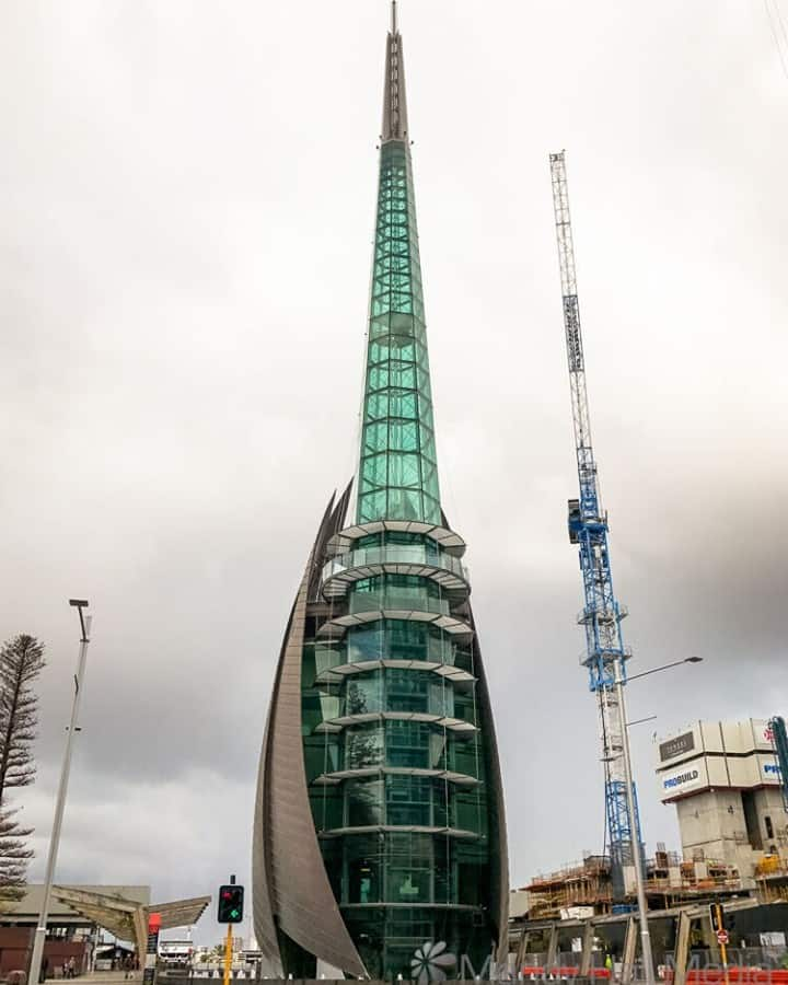 The Swan Bell Tower, Perth