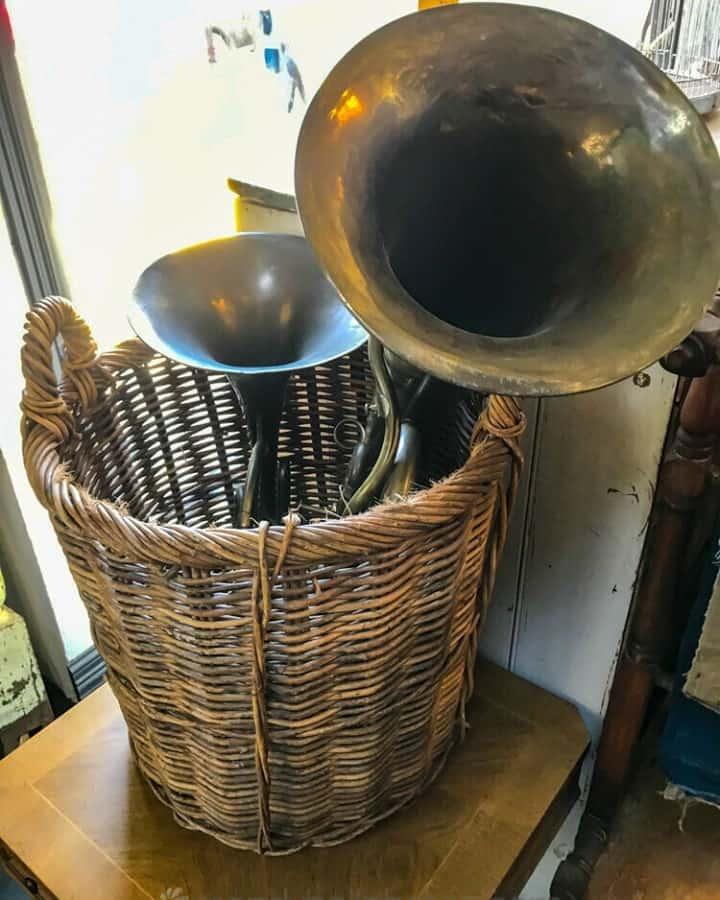 Surplus brass